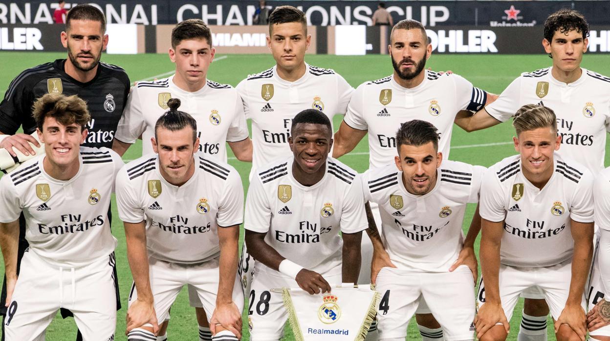 garantía limitada diseños atractivos disfruta de precio barato Partido Real Madrid hoy en directo gratis – Noticias Beautiful